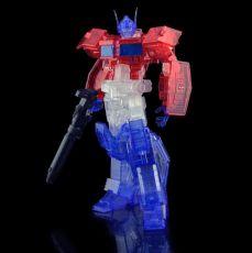 Transformers Furai Model Plastic Model Kit Optimus Prime IDW (Clear Ver.) 16 cm