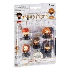 Harry Potter Stamps 5-Pack Wizarding World Set A 4 cm
