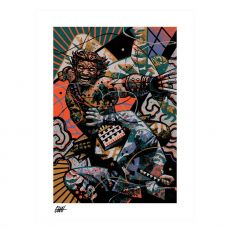 Marvel Art Print Ronin: The Wolverine 46 x 61 cm - unframed