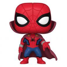 Marvel What If...? POP! TV Vinyl Figure Zombie Hunter Spidey 9 cm