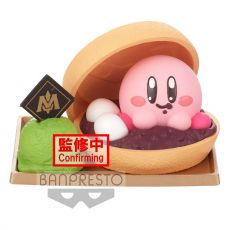 Kirby Paldolce Collection Mini Figure Kirby Vol. 4 Ver. B 5 cm