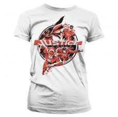 The Flash Girly Tee Justice League