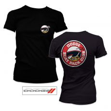 Dodge Girly Tee Scat Pack