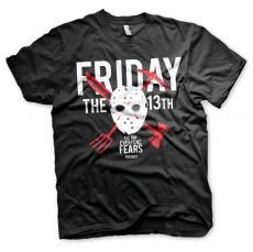 Friday The 13th t-shirt The Day Everyone Fears